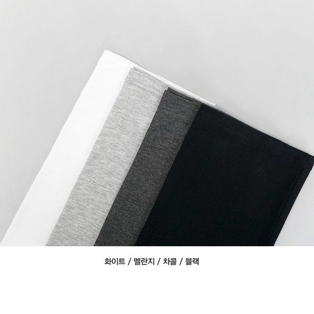 [나나진] 슬림 스판 끈나시-상세이미지4