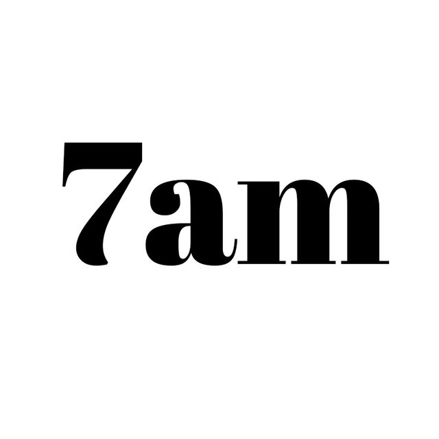 7AM-프로필